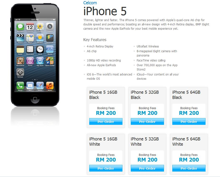 Wireless carrier support and features for iPhone in the United States and Canada